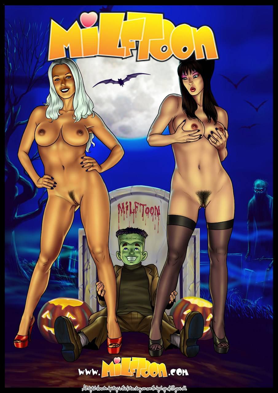 Fright Night Milftoon Español