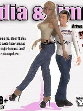 Y3DF – Nadia y Jimmy – Español