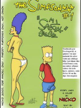 Los simpsons mi special big boy