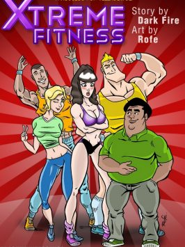 Black and White – Xtreme Fitness 1 – Español