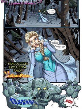 Frozen Parody – Frozen y el monstruo de la nieve – Español