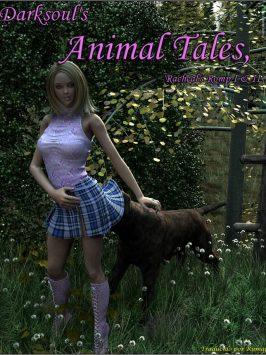 3D Animals – Animal Tales Racheals Romp – Español