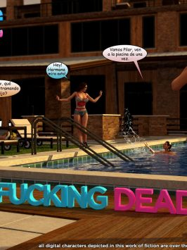 Y3DF – The fucking dead – Español