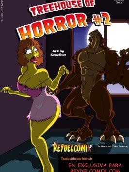 Los Simpsons – Treehouse of horror 2 en español