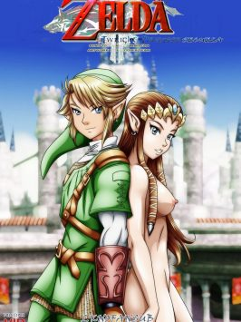 The legend of Zelda Twilight
