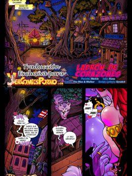 Manaworldcomics – Ladrón de Corazones