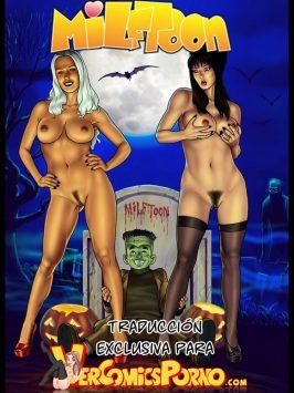 Milftoon Fright Night