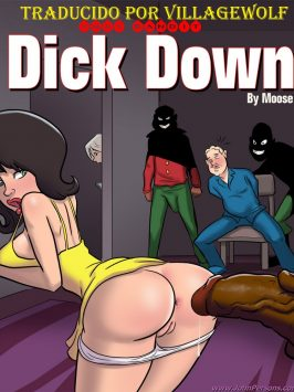 Xmas Bandit Dick Down