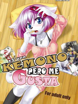Es una kemono pero me gusta
