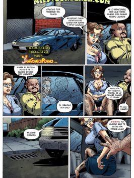 MilftoonBeach TV Comic