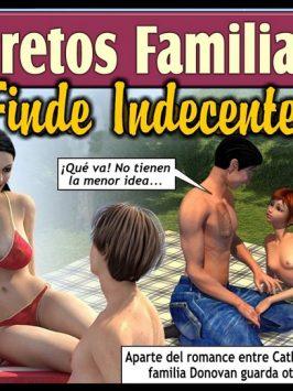 Secretos familiares 2 Finde Indecente