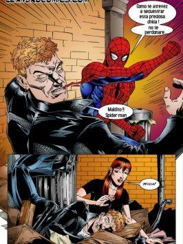 Spiderman Porno