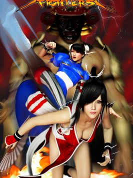 Sin Fighters X 3D