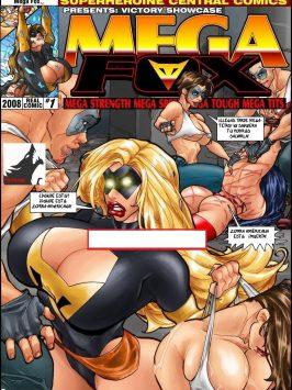 Mega fox 1 – Superheroine central comics