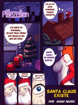 Santa Existe – Pillezellen