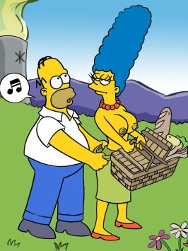 Homero y Marge