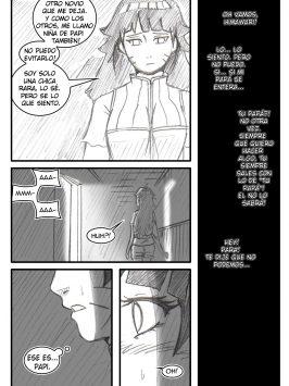 La nena de papí! – Naruto