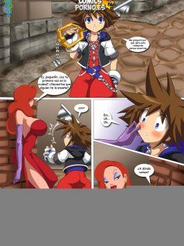 Sora meets Jessica
