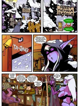 La tienda mágica – Mana World