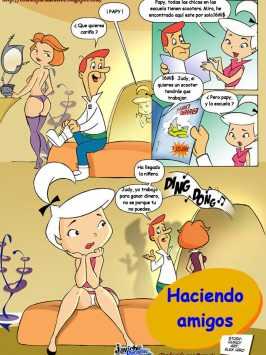 Jetsons 1: Haciendo Amigos