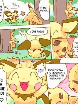 Mi hermana, Pikachu – Dayan