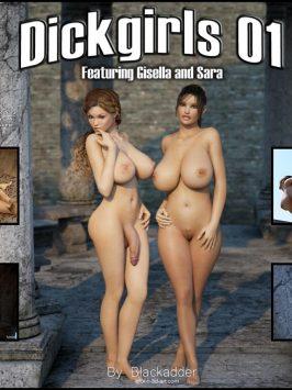 Dick girls 1