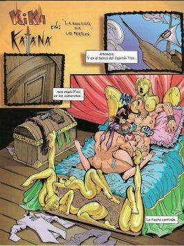 Kika Katana