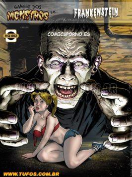 gangue dos monstros 2 frankestein