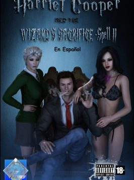 harriet cooper and the wizard's sacrifice – spell 2