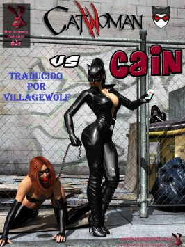 catwoman vs cain