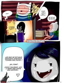 Putting a stake on Marceline & Finn