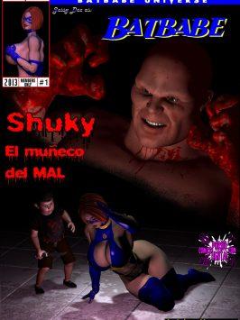 Batbabe Shuky el Muñeco Del Mal