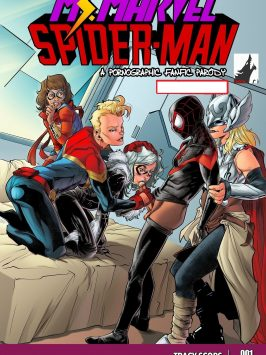 Ms.Marvel & Spiderman – Tracy Scops