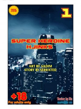 Super Heroine Hjinks – Vadim