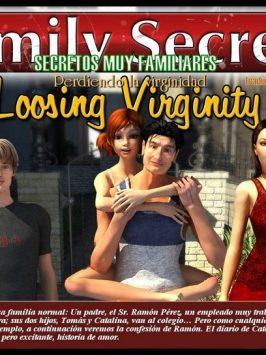 Secretos Familiares perdiendo la virginidad
