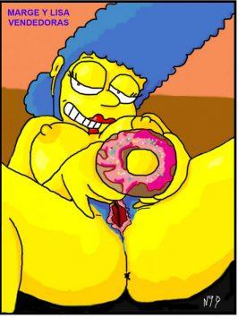 Marge n Lisa Cookies For Sale