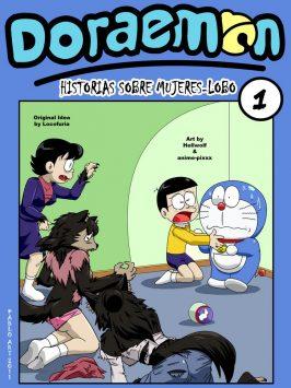Historias De Hombres Lobos Doraemon