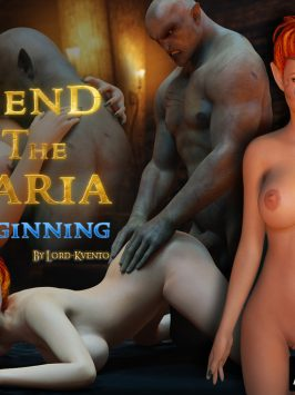 Legend Of The Anaria 1 The Beginning