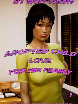 ADOPTED CHILD'S LOVE FOR HIS MOTHER 1