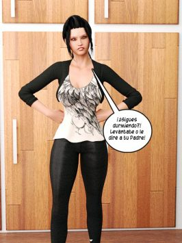 Historia De Incesto Mama 3D