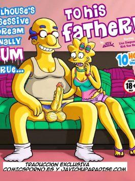 Dreams Cum True (Simpsons)