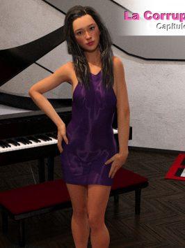 La Corrupcion de Hannah 01