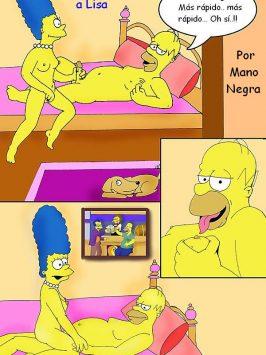 Desvirgando A Lisa Simpsons