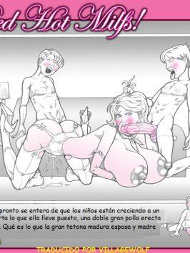 Historias Porno De Maduras [Smudge]