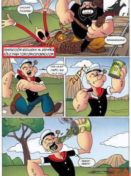 Popeye El Marino [Cartoonza]
