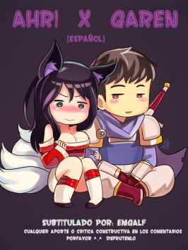 Ahri x Garen (League of Legends)