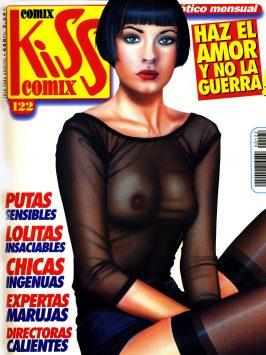 Kiss Comix 122