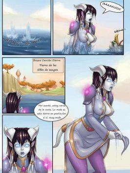 Epic Journeys and Random Encounters – World of Warcraft 6