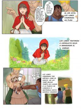 Little Red Ridding Hood 4