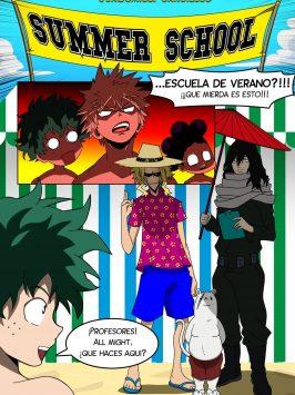 My Hentai Academia – Summer School 3